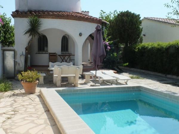 Villa 8 personnes avec piscine