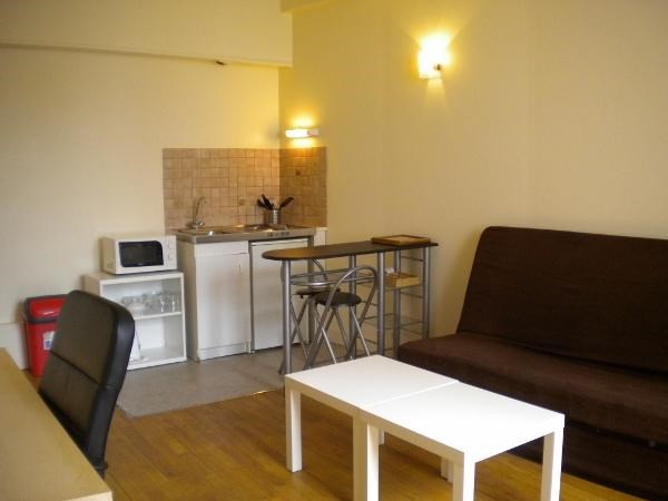 Furnished studio in town center