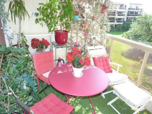 Viager occupe golfe juan appartement 2 pièces