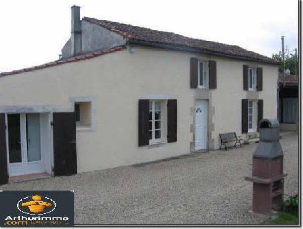 Sale house / villa Aulnay de saintonge 160000€ - Picture 1