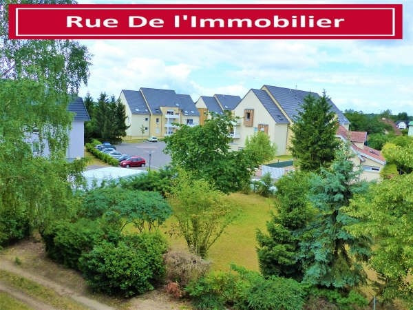 Investment property apartment Haguenau 48000€ - Picture 4