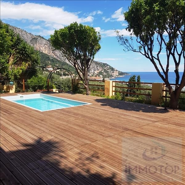 Deluxe sale house / villa Menton 1 440 000€ - Picture 2