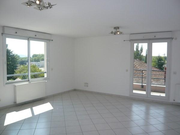 Rental apartment Chavanoz 735€ CC - Picture 2