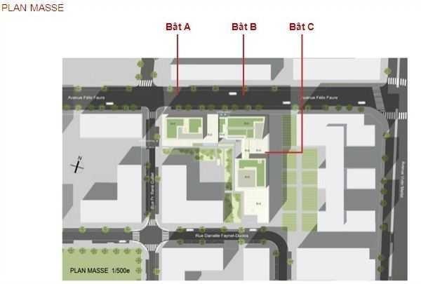 Location Bureau Lyon 3ème 0