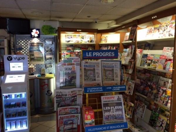 Fonds de commerce Tabac - Presse - Loto Villefranche-sur-Saône 0