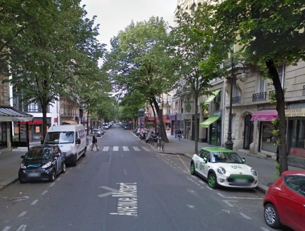 Location Local commercial Paris 16ème 0