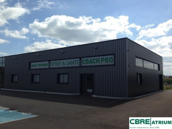 Location Local d'activités / Entrepôt Brive-la-Gaillarde 0