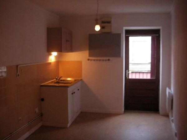 Rental apartment Montalieu vercieu 325€ CC - Picture 2