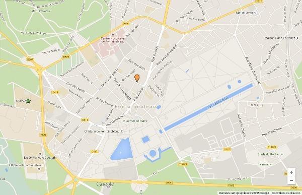 Rental apartment Fontainebleau 785€ CC - Picture 23
