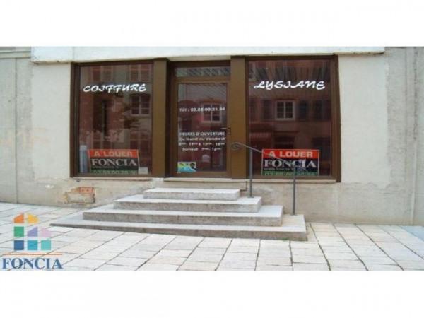 Location Local commercial Sarre-Union 0