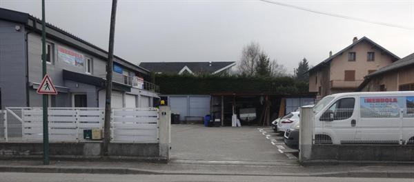 Vente Local d'activités / Entrepôt Aix-les-Bains 0