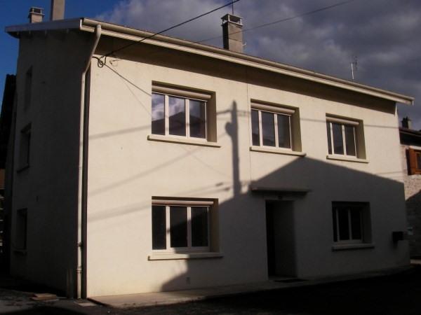 Location maison / villa Saint jean le vieux 730€ CC - Photo 1
