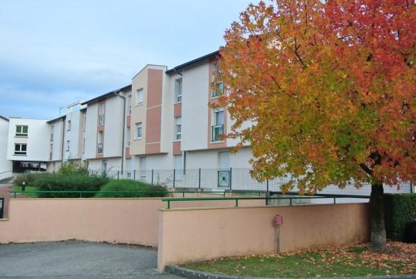 Rental apartment Saint romain de jalionas 685€ CC - Picture 1