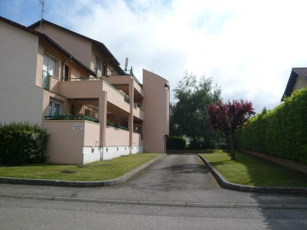 Location appartement Saint romain de jalionas 620€ CC - Photo 1