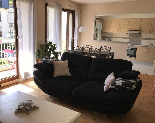 Sale apartment Coye la foret 235 000€ - Picture 2
