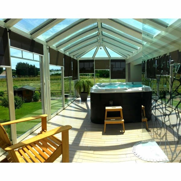 Vente de prestige maison / villa Champfleur 669500€ - Photo 3