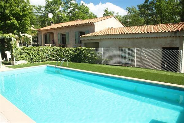 Vente maison / villa Le canton de fayence 420000€ - Photo 2