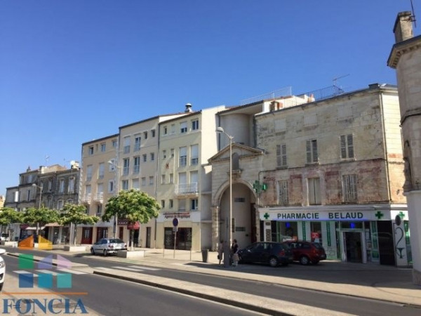 Vente Local commercial Niort 0