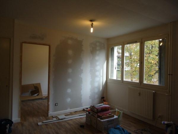 Rental apartment Pont de cheruy 521€ CC - Picture 1