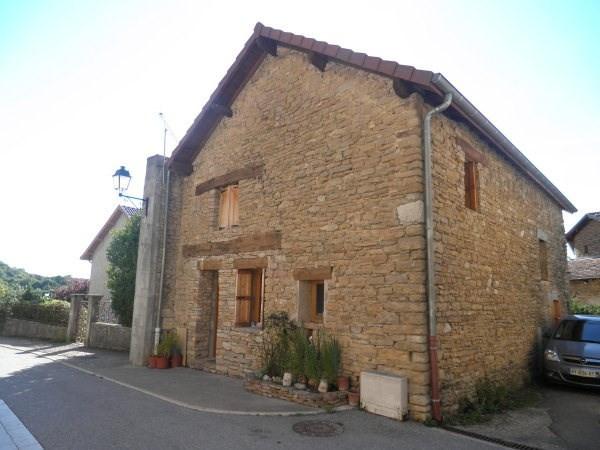 Location maison / villa Vernas 700€ CC - Photo 1