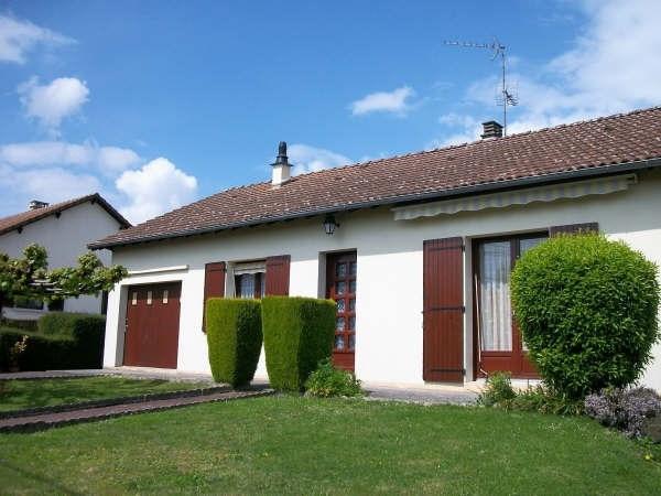 Sale house / villa St maurice les brousses 116600€ - Picture 1