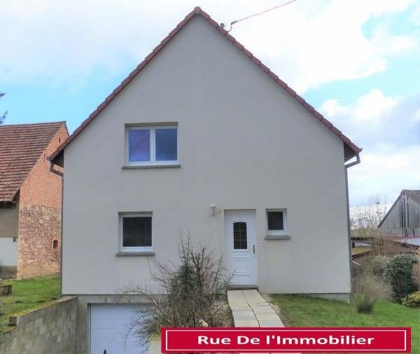 Sale house / villa Furchhausen 218300€ - Picture 1