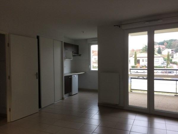 Rental apartment Launaguet 532€ CC - Picture 2