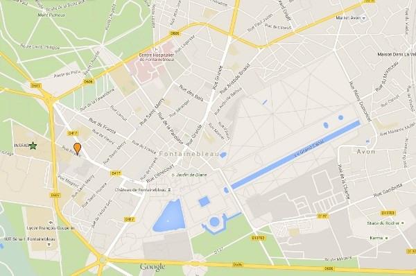 Rental apartment Fontainebleau 880€ CC - Picture 21