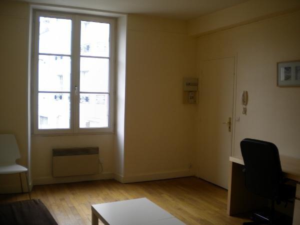 Rental apartment Fontainebleau 600€ CC - Picture 2