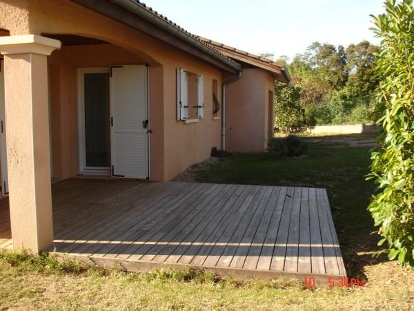 Rental house / villa Charvieu chavagneux 900€ CC - Picture 2