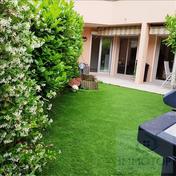Deluxe sale apartment Menton 580000€ - Picture 3