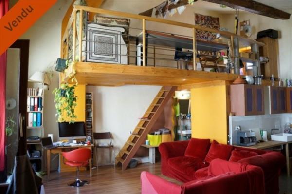 Appartement dernier étage