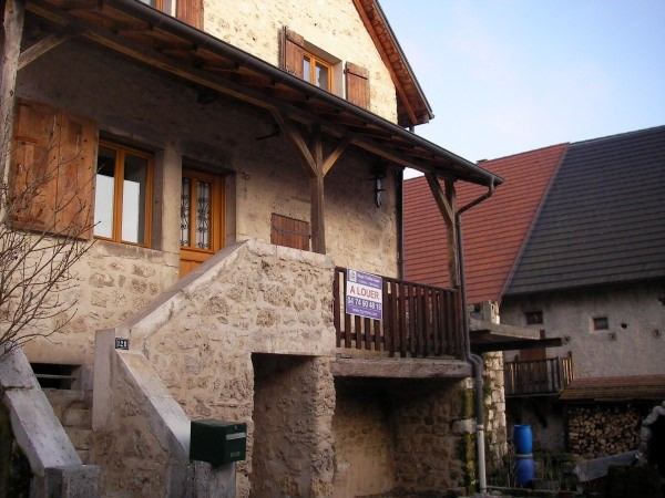 Location maison / villa Talissieu 695€ CC - Photo 1