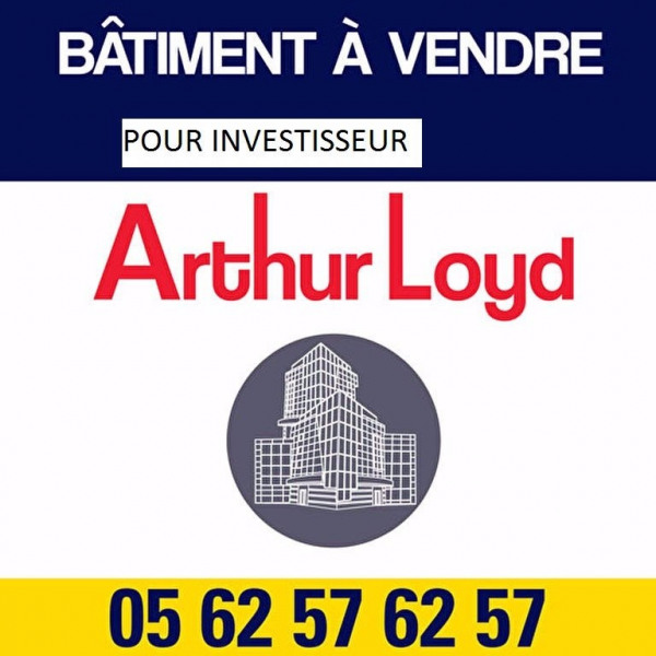 Vente Local d'activités / Entrepôt Cugnaux 0