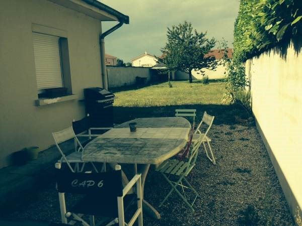 Location appartement Loyettes 730€ CC - Photo 1