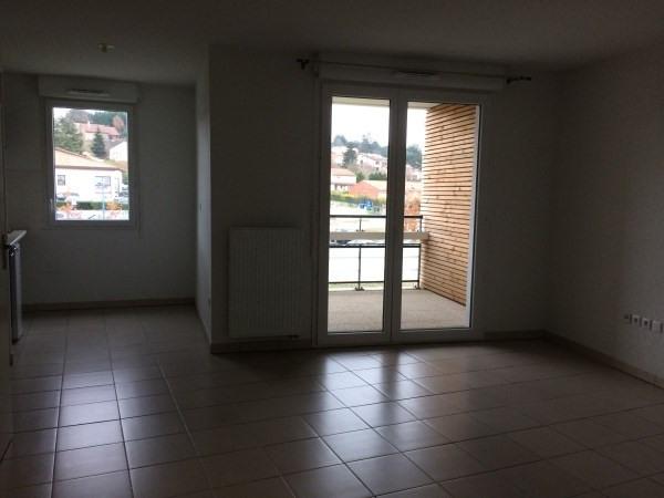 Rental apartment Launaguet 532€ CC - Picture 1