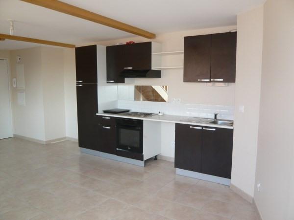 Rental apartment Chamagnieu 694€ CC - Picture 1