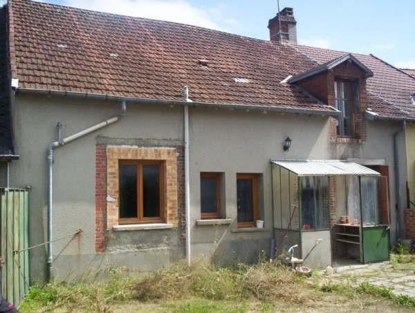 Vente maison / villa Mery es bois 64000€ - Photo 1