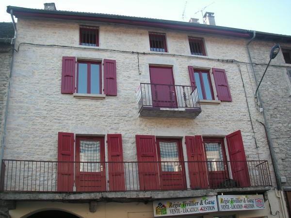 Location appartement Montalieu vercieu 325€ CC - Photo 1