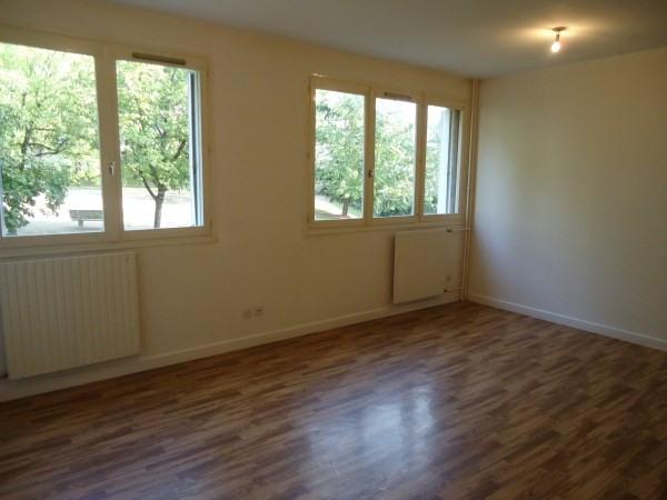 Rental apartment Pont de cheruy 481€ CC - Picture 1