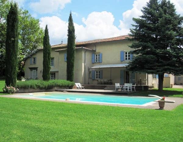 Vente de prestige maison / villa Vienne 990000€ - Photo 1