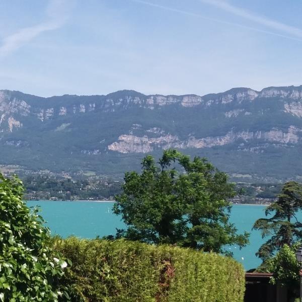 Venta  terreno Le bourget du lac 380000€ - Fotografía 3