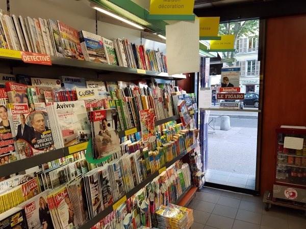 Fonds de commerce Tabac - Presse - Loto Lyon 4ème 0