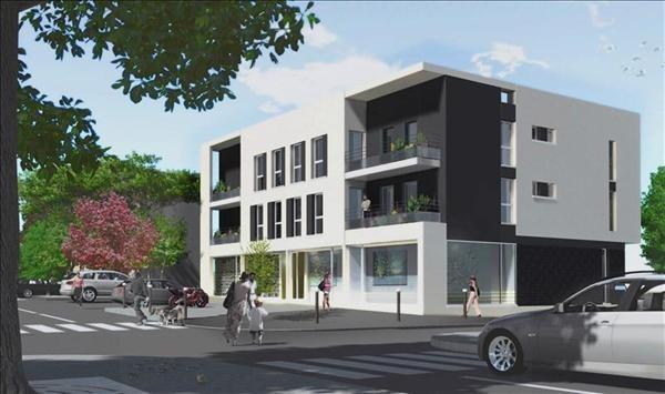 Produit d'investissement appartement Epernon 159900€ - Photo 1