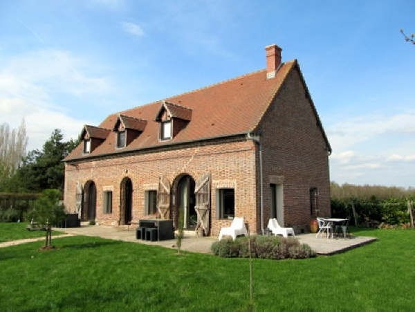 Vente maison / villa La barre en ouche 299 000€ - Photo 1