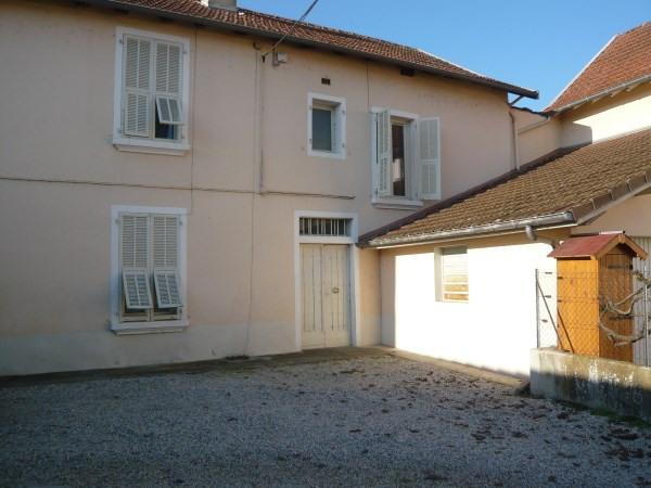 Rental apartment Saint romain de jalionas 350€ CC - Picture 1