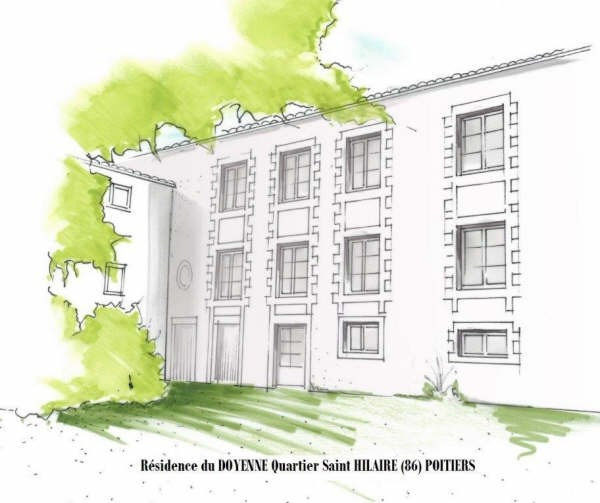Sale apartment Poitiers 242500€ - Picture 1