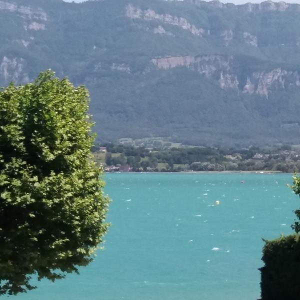 Venta  terreno Le bourget du lac 380000€ - Fotografía 2