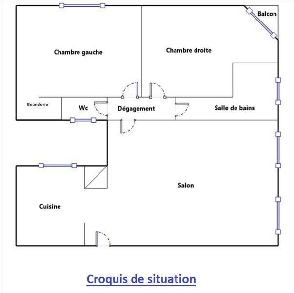 Location appartement Boulogne billancourt 2000€ CC - Photo 9