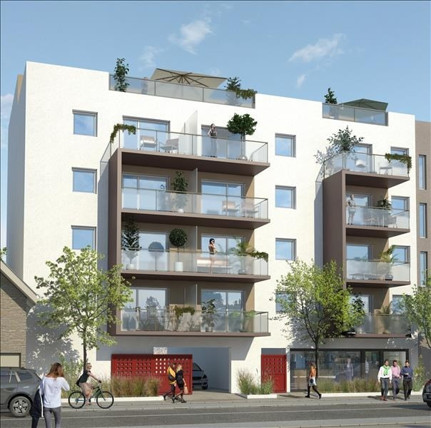 Sale apartment Dijon 97000€ - Picture 1